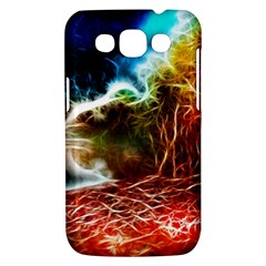 Abstract on the Wisconsin River Samsung Galaxy Win I8550 Hardshell Case  by bloomingvinedesign