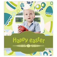 Easter By Easter   Drawstring Pouch (large)   5zezzywc46ke   Www Artscow Com Back
