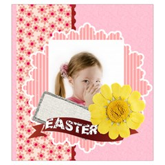 Easter By Easter   Drawstring Pouch (large)   Ic2oltp47kf4   Www Artscow Com Front