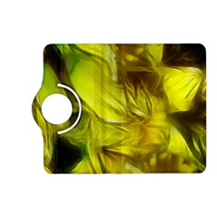 Abstract Yellow Daffodils Kindle Fire Hd (2013) Flip 360 Case