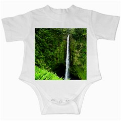 Akaka Falls Infant Bodysuit by bloomingvinedesign