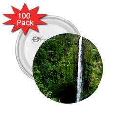 Akaka Falls 2 25  Button (100 Pack) by bloomingvinedesign
