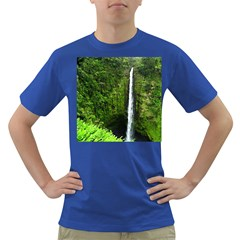 Akaka Falls Men s T Shirt (colored) by bloomingvinedesign