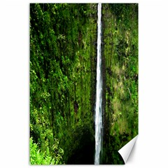Akaka Falls Canvas 24  X 36  (unframed) by bloomingvinedesign