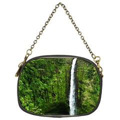 Akaka Falls Chain Purse (one Side) by bloomingvinedesign