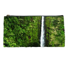Akaka Falls Pencil Case by bloomingvinedesign