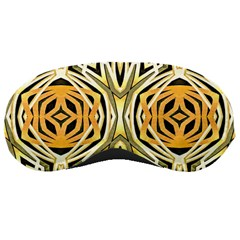 Art Print Tribal Style Pattern Sleeping Mask by dflcprints