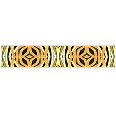 Art Print Tribal Style Pattern Flano Scarf (large) by dflcprintsclothing