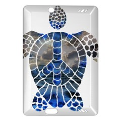 Peace Turtle Kindle Fire Hd (2013) Hardshell Case by oddzodd