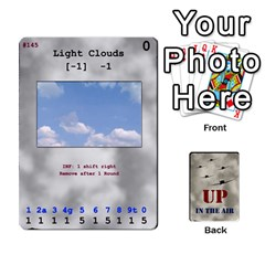 Up In The Air Extra By Lour   Playing Cards 54 Designs   Yorzkzj0q91z   Www Artscow Com Front - Heart3