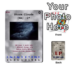 Up In The Air Extra By Lour   Playing Cards 54 Designs   Yorzkzj0q91z   Www Artscow Com Front - Heart7