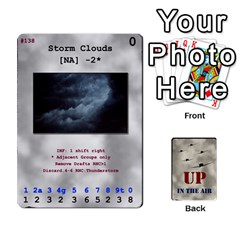 Up In The Air Extra By Lour   Playing Cards 54 Designs   Yorzkzj0q91z   Www Artscow Com Front - Heart10