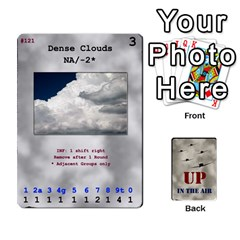 Up In The Air Extra By Lour   Playing Cards 54 Designs   Yorzkzj0q91z   Www Artscow Com Front - Diamond8