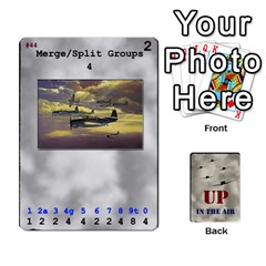 Up In The Air Extra By Lour   Playing Cards 54 Designs   Yorzkzj0q91z   Www Artscow Com Front - Club6