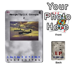 Ace Up In The Air Extra By Lour   Playing Cards 54 Designs   Yorzkzj0q91z   Www Artscow Com Front - ClubA