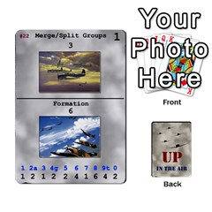 Up In The Air Extra By Lour   Playing Cards 54 Designs   Yorzkzj0q91z   Www Artscow Com Front - Spade9