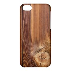 Wood13a Apple iPhone 5C Hardshell Case by Curioddities