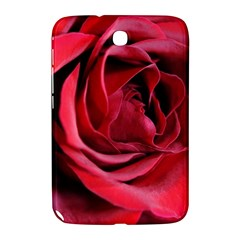 An Open Rose Samsung Galaxy Note 8 0 N5100 Hardshell Case  by bloomingvinedesign