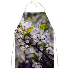 Apple Blossoms Apron by bloomingvinedesign