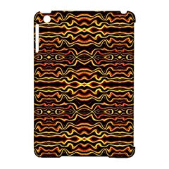 Tribal Art Abstract Pattern Apple Ipad Mini Hardshell Case (compatible With Smart Cover) by dflcprints