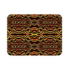 Tribal Art Abstract Pattern Double Sided Flano Blanket (mini) by dflcprints