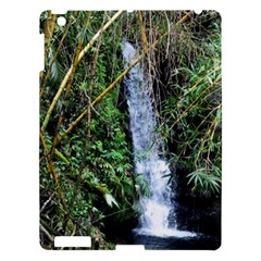 Bamboo Waterfall Apple Ipad 3/4 Hardshell Case by bloomingvinedesign