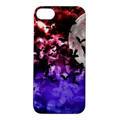 Bokeh Bats In Moonlight Apple Iphone 5s Hardshell Case