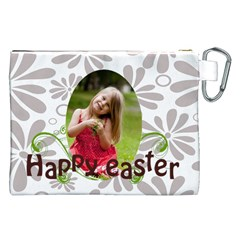 Easter By Easter   Canvas Cosmetic Bag (xxl)   Jld5upx3b4t3   Www Artscow Com Back