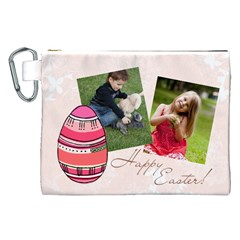 Easter By Easter   Canvas Cosmetic Bag (xxl)   Bsm81tr3t4sa   Www Artscow Com Front