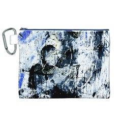 Abstract11 Canvas Cosmetic Bag (XL) by Curioddities