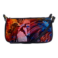 Astral Dreamtime Evening Bag by icarusismartdesigns