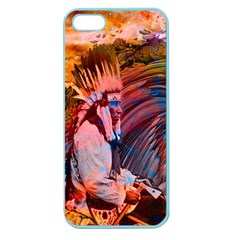 Astral Dreamtime Apple Seamless Iphone 5 Case (color) by icarusismartdesigns
