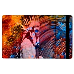Astral Dreamtime Apple Ipad 2 Flip Case by icarusismartdesigns