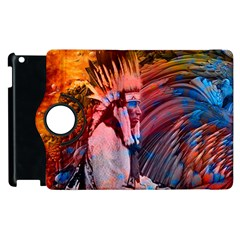 Astral Dreamtime Apple Ipad 3/4 Flip 360 Case by icarusismartdesigns
