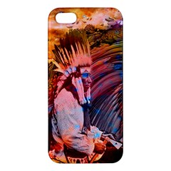Astral Dreamtime Iphone 5s Premium Hardshell Case by icarusismartdesigns