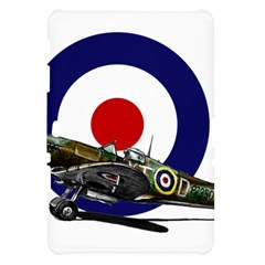 Spitfire And Roundel Samsung Galaxy Tab 10.1  P7500 Hardshell Case  by TheManCave