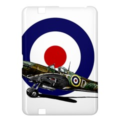 Spitfire And Roundel Kindle Fire HD 8.9  Hardshell Case by TheManCave