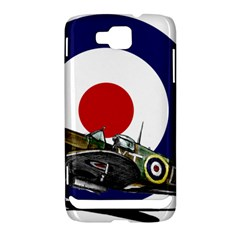 Spitfire And Roundel Samsung Ativ S i8750 Hardshell Case by TheManCave