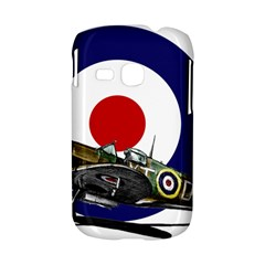 Spitfire And Roundel Samsung Galaxy S6310 Hardshell Case by TheManCave