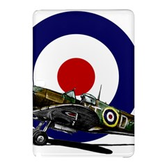 Spitfire And Roundel Samsung Galaxy Tab Pro 12.2 Hardshell Case by TheManCave