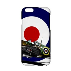 Spitfire And Roundel Apple iPhone 6 Hardshell Case by TheManCave