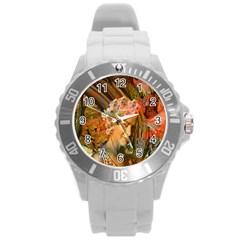 Autumn Plastic Sport Watch (large) by icarusismartdesigns