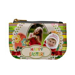 Easter By Easter   Mini Coin Purse   8v3zd8ih7c4j   Www Artscow Com Front