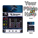 X-Wing Maneuver Cards Wave 4-6 - Multi-purpose Cards (Rectangle)