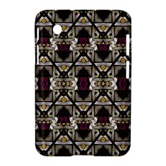 Abstract Geometric Modern Seamless Pattern Samsung Galaxy Tab 2 (7 ) P3100 Hardshell Case  by dflcprints
