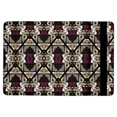 Abstract Geometric Modern Seamless Pattern Apple Ipad Air Flip Case by dflcprints