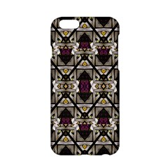 Abstract Geometric Modern Seamless Pattern Apple Iphone 6 Hardshell Case by dflcprints