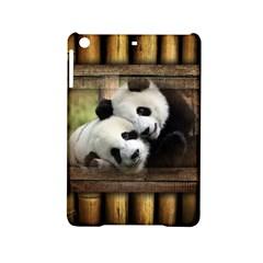 Panda Love Apple Ipad Mini 2 Hardshell Case by TheWowFactor