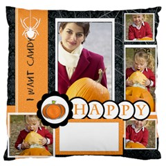 Halloween By Helloween   Large Flano Cushion Case (two Sides)   Csw879e2dkkn   Www Artscow Com Back