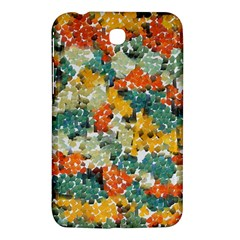 Paint Strokes In Retro Colors Samsung Galaxy Tab 3 (7 ) P3200 Hardshell Case  by LalyLauraFLM